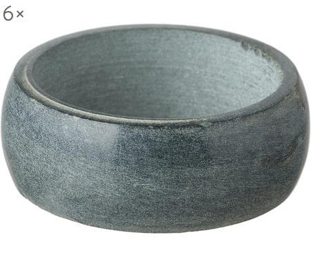 Servetringen Soap Stone, 6 stuks