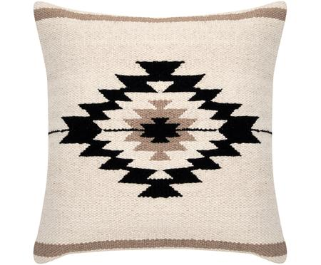 Geweven kussenhoes Toluca in ethno stijl