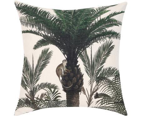 Kussenhoes Balu met palmenprint