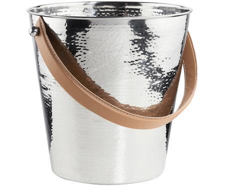 Flessenkoeler Lord in zilverkleurig
