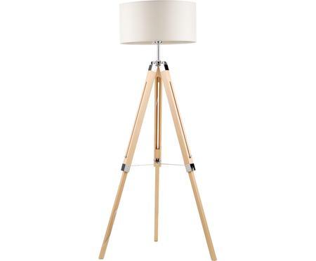 Driepoot vloerlamp Josey van hout