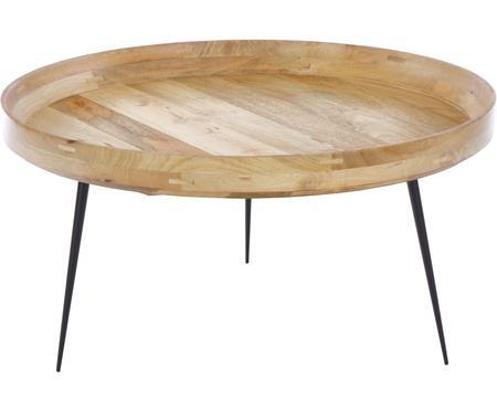 Design salontafel Bowl Table van mangohout
