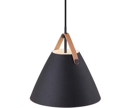 Hanglamp Strap met verwisselbare leren band