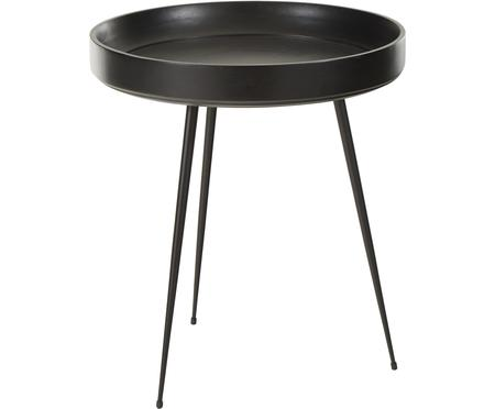 Design bijzettafel Bowl Table van mangohout