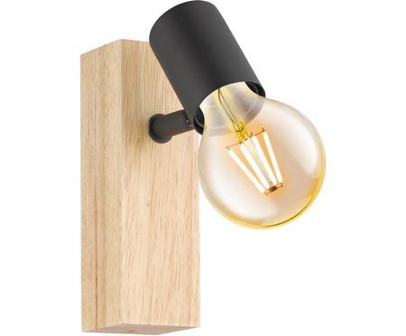 Wandlamp Townshend van hout