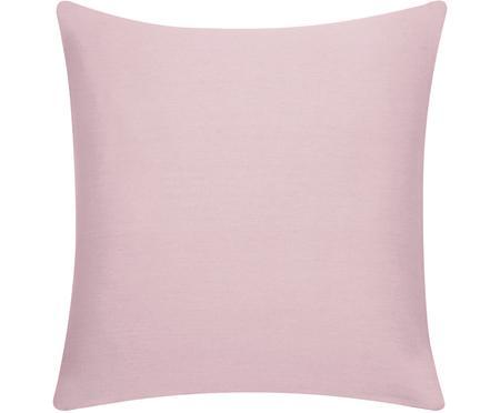 Katoenen kussenhoes Mads in roze