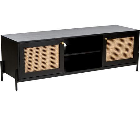 Tv-meubel Vienna met Weens vlechtwerk