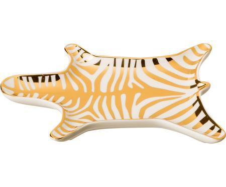 Decoratieve schaal Zebra