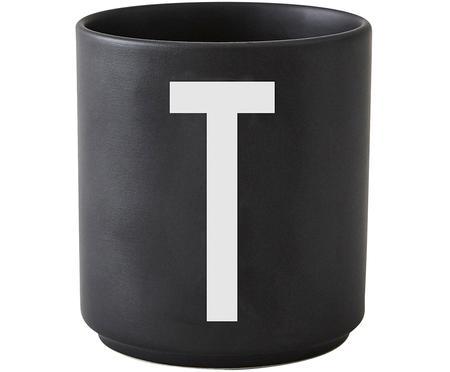 Design beker Personal met letters (varianten van A tot Z)