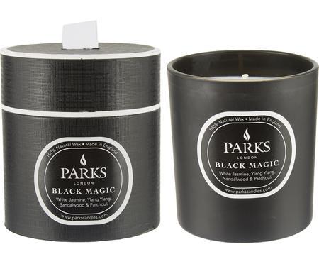 Geurkaars Black Magic (witte jasmijn, ylang ylang en sandelhout)