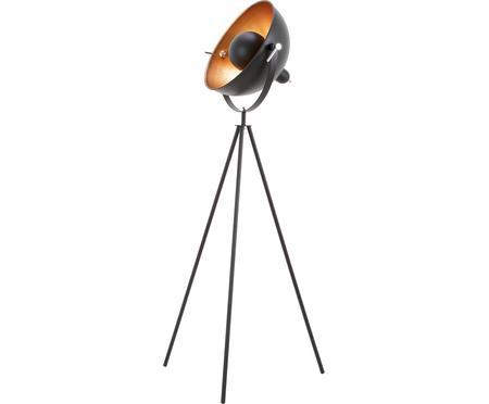 Driepoot vloerlamp Captain in industrieel design