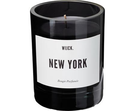 Geurkaars New York (groene citroen, rozen & hout)