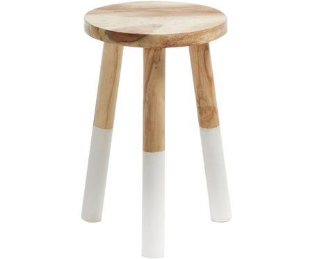 Scandi kruk Brocsy van hout