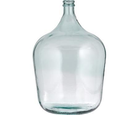 Vloervaas Beluga van gerecycled glas