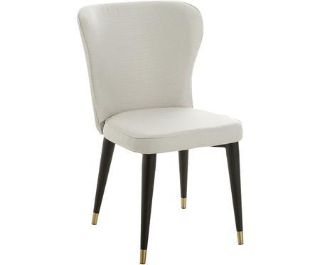 Gestoffeerde stoel Cleo