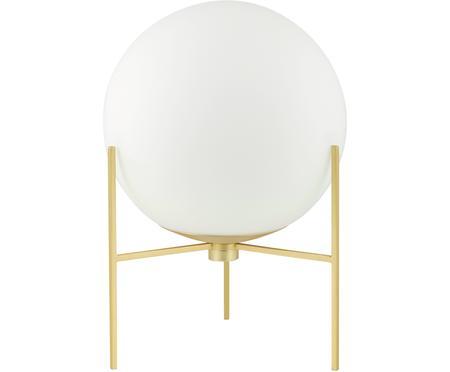 Tafellamp Alton van opaalglas