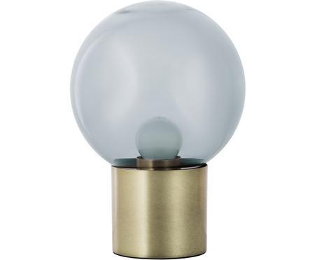 Retro tafellamp Lark van glas