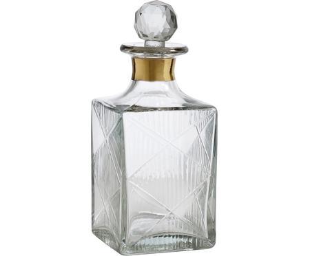 Decanter Diamond met reliëf, 400 ml