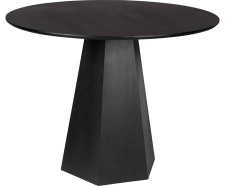 Ronde eettafel Pilar in zwart