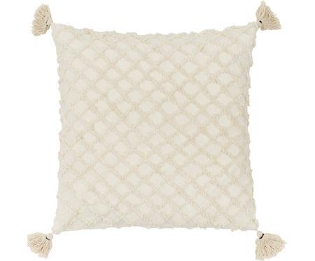 Kussenhoes Royal met hoog-laag patroon