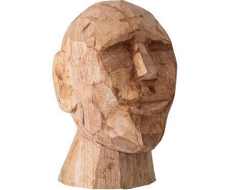 Handgemaakt decoratief object Face