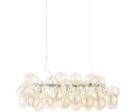 Grote hanglamp met glazen bollen Gross Bar