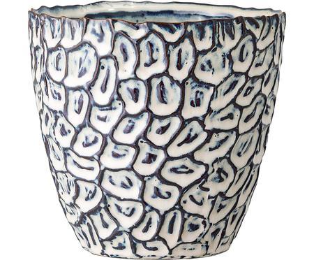 Handgemaakte plantenpot Bonia van keramiek