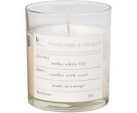 Geurkaars Mandarin (mandarijn, vanille)