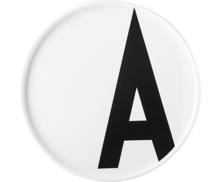 Design ontbijtbord Personal met letters (varianten van A tot Z)