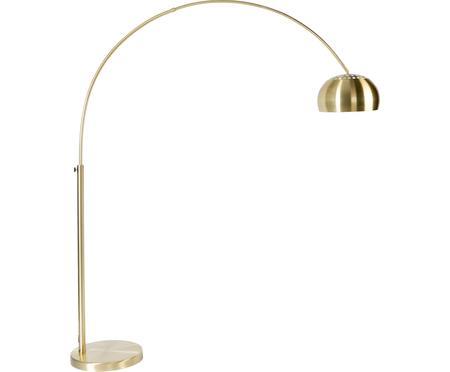 Grote booglamp Metal Bow in goudkleur