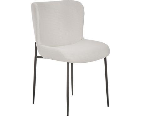Gestoffeerde stoel Tess