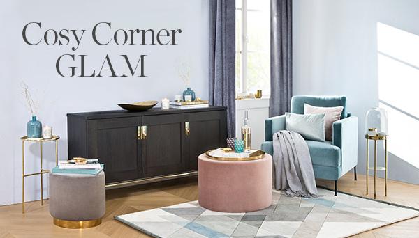 Cosy Corner Glam