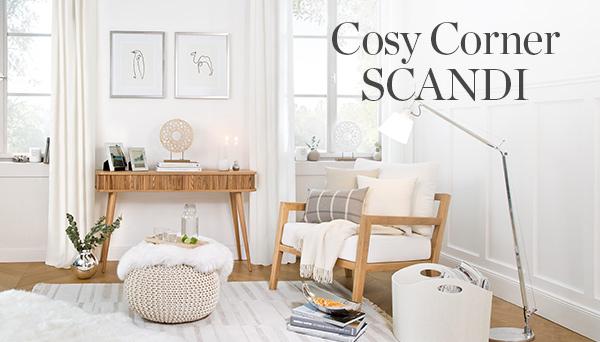 Cosy Corner Scandi
