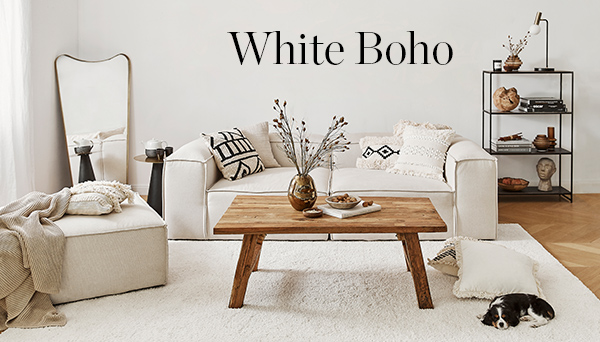 White Boho