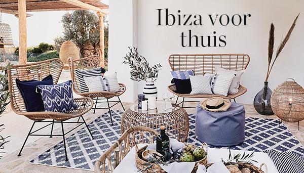 Ibiza voor thuis