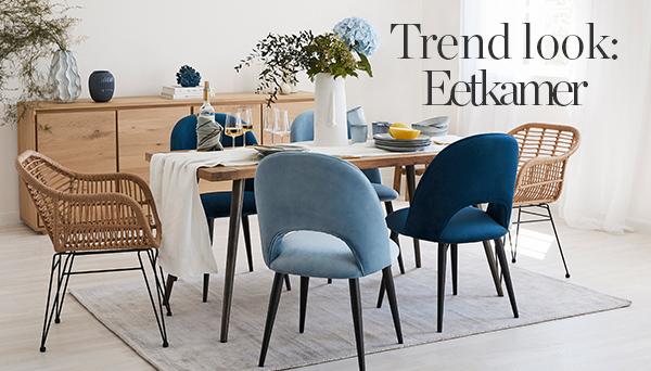 Trend look: Eetkamer