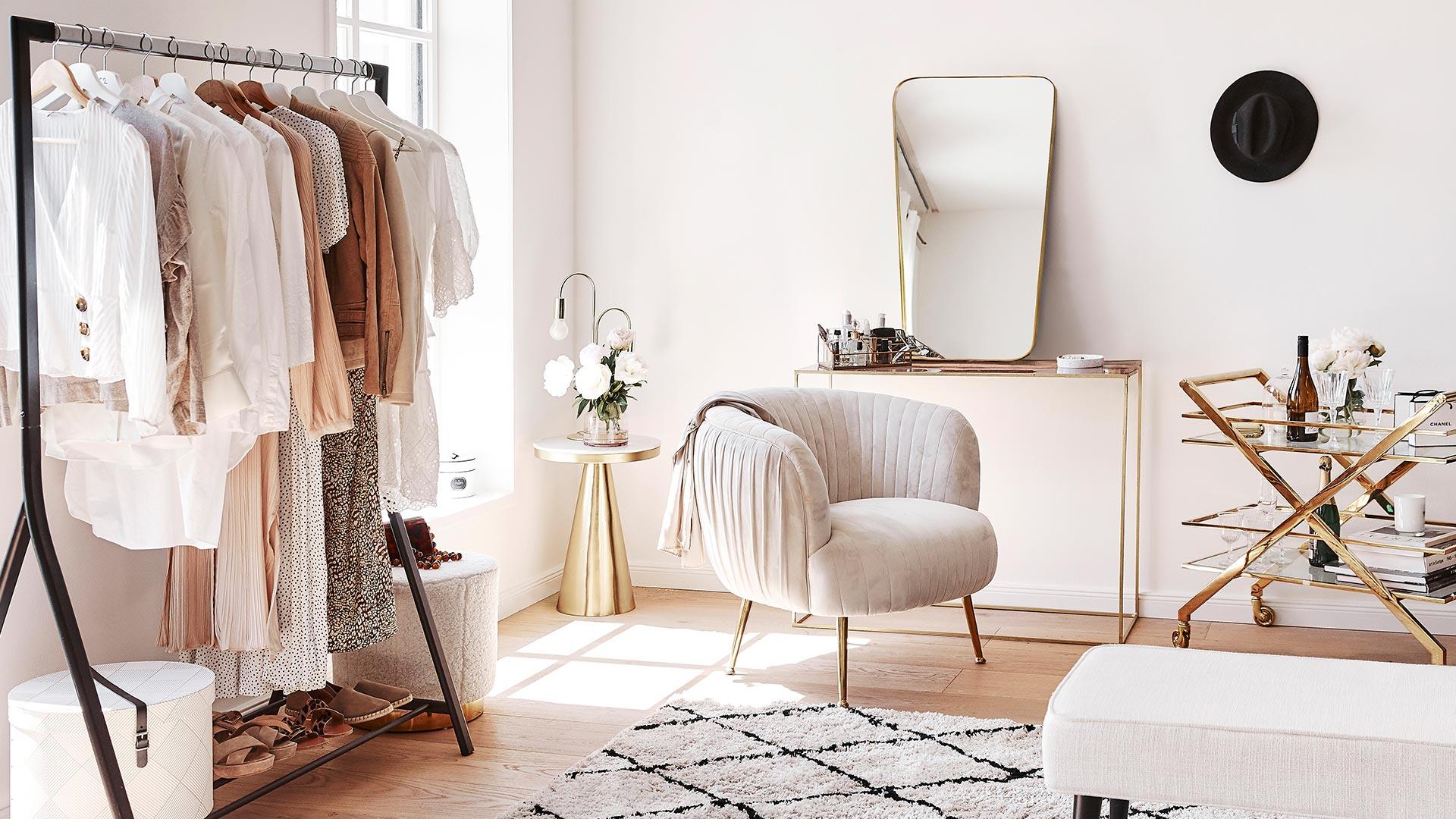 Beauty boudoir
