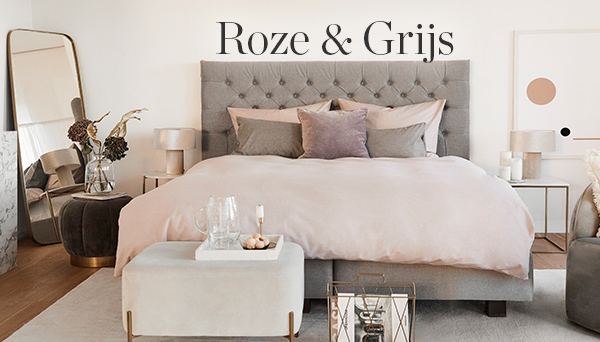 Roze & Grijs