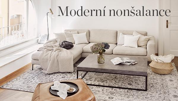 Moderne nonchalance
