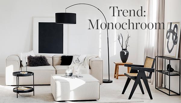 Trend: Monochroom
