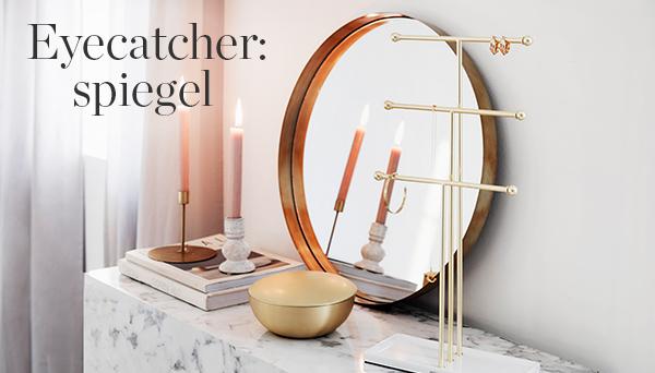 Eyecatcher: spiegel