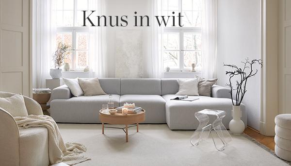 Knus in wit