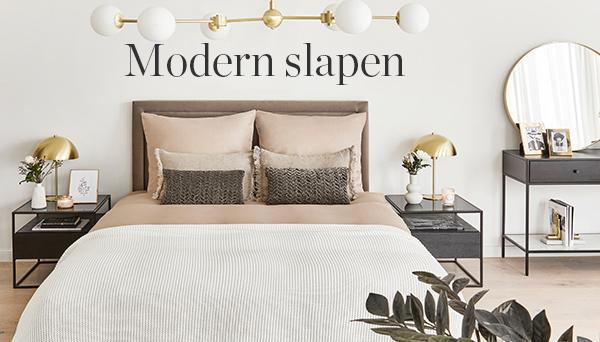 Modern slapen