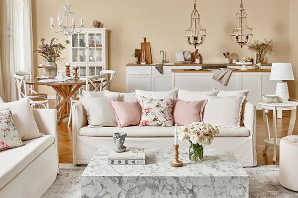 Shop De Look Romantisch Woonkamer Stijlen Om Van Te Houden Westwingnow