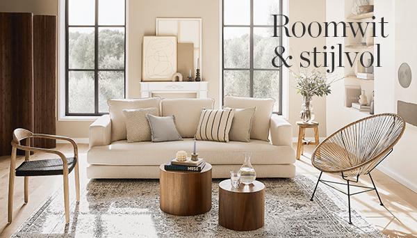 Roomwit & stijlvol